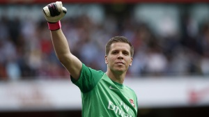 Arsenal goalkeeper Wojciech Szczesny (Source: www.arsenal.com)