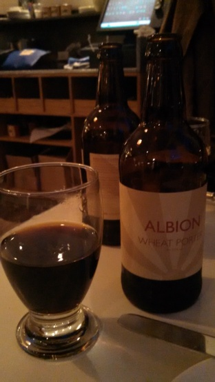 Albion Wheat Porter