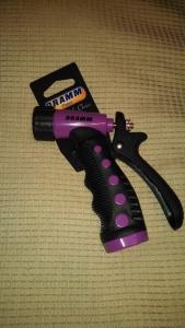 It is a very pretty gun