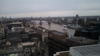 Tower Bridge from the Monument