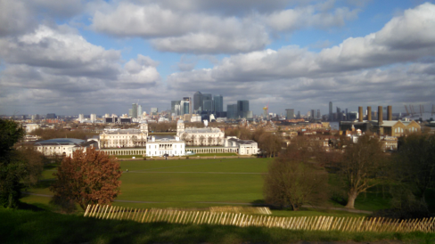 Views from Royal Observatory