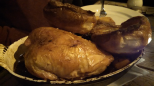 Roast Crown of Sussex Chicken and Yorkshire Pudding
