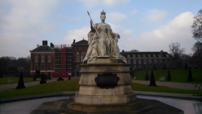 Queen Victoria at Kensington Palace